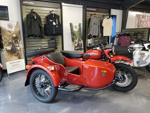 2018 Ural Motorcycles Gear Up in Depew, New York - Photo 5