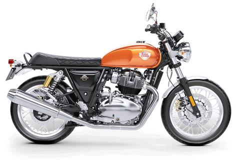 2020 Royal Enfield INT 650 in Depew, New York - Photo 1