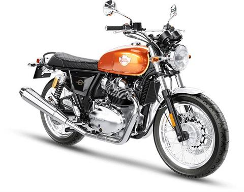 2020 Royal Enfield INT 650 in Depew, New York - Photo 2