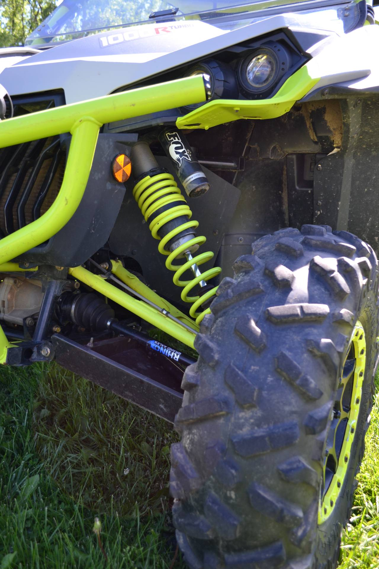 2015 Can-Am Maverick™ X® ds 1000R Turbo in Depew, New York - Photo 12