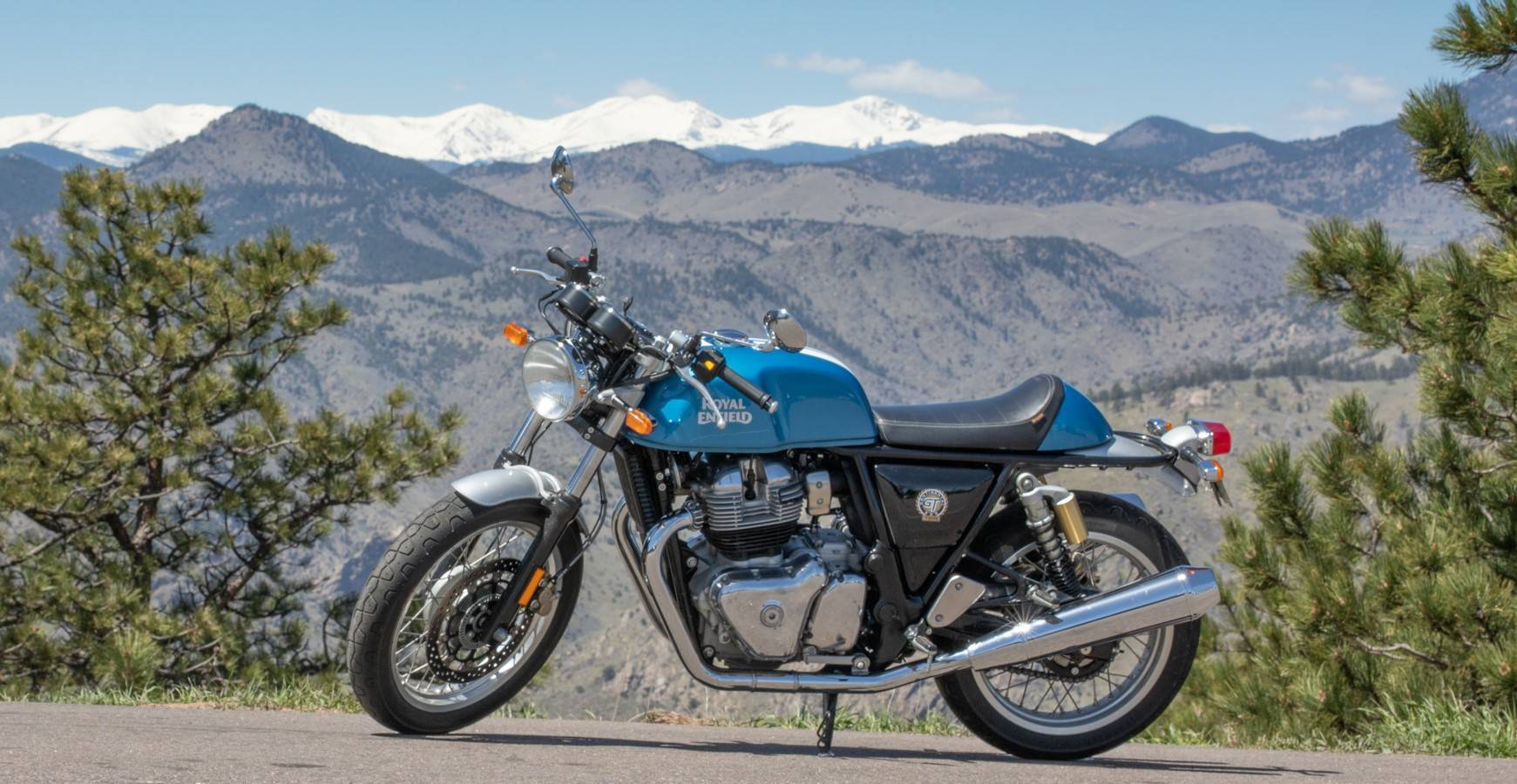 2020 Royal Enfield Continental GT 650 in Depew, New York - Photo 9