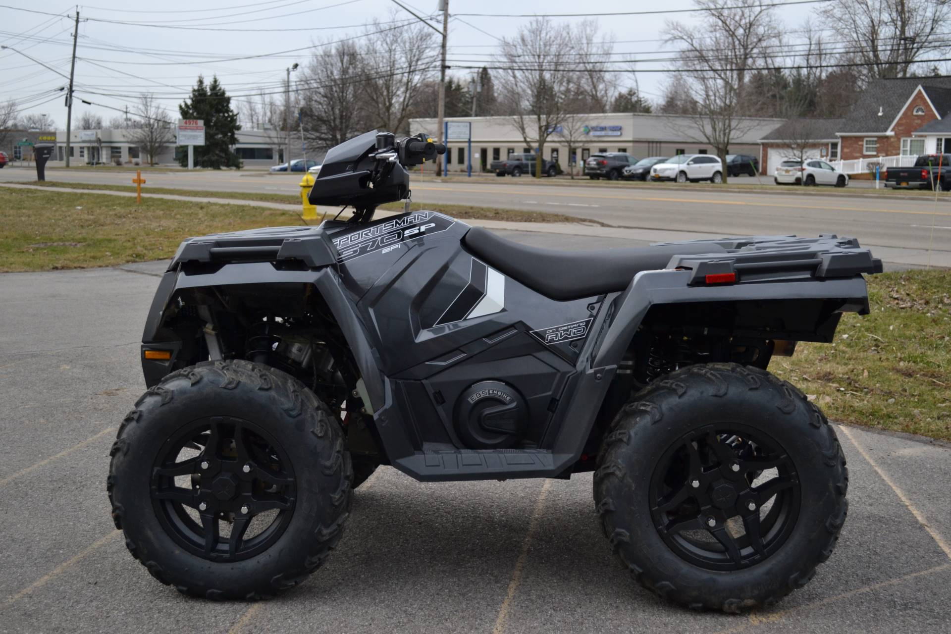 2019 Polaris POLARIS SPORTSMAN  570 SP in Depew, New York