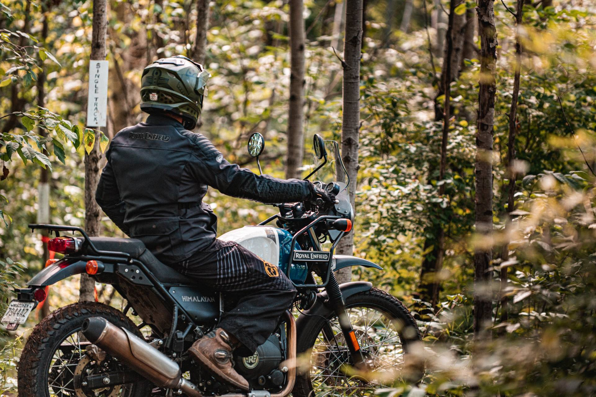 2021 Royal Enfield Himalayan 411 EFI ABS in Depew, New York - Photo 6