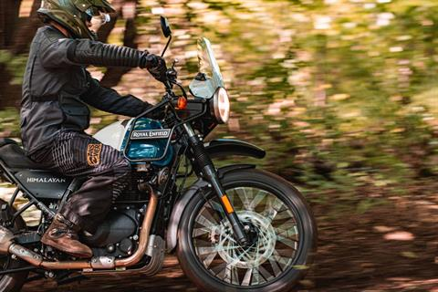 2021 Royal Enfield Himalayan 411 EFI ABS in Depew, New York - Photo 7