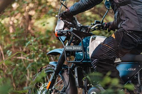 2021 Royal Enfield Himalayan 411 EFI ABS in Depew, New York - Photo 5