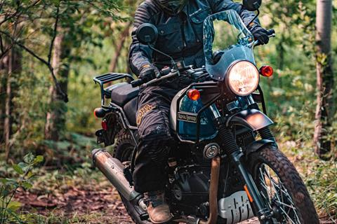 2021 Royal Enfield Himalayan 411 EFI ABS in Depew, New York - Photo 8