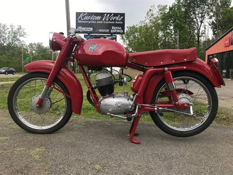 1956 MV Agusta TR125 in Depew, New York - Photo 1