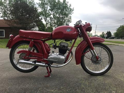 1956 MV Agusta TR125 in Depew, New York - Photo 2