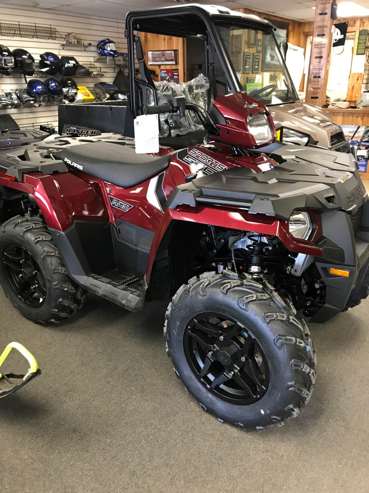 2019 Polaris Sportsman 570 SP in Trout Creek, New York - Photo 1