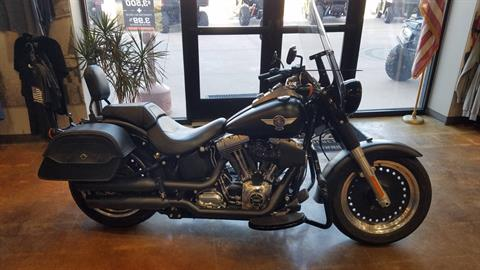 2014 Harley Davidson Fat Boy Lo in Lebanon, New Jersey - Photo 1