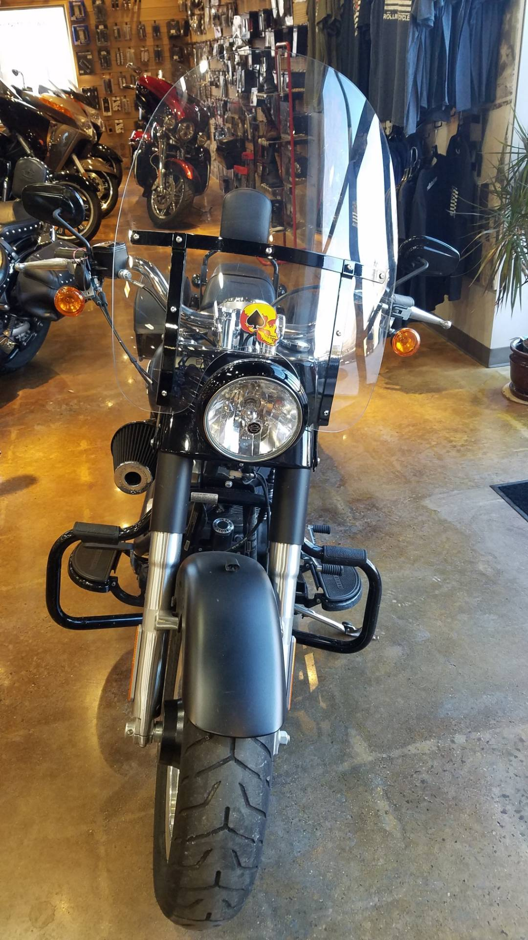 2014 Harley Davidson Fat Boy Lo in Lebanon, New Jersey - Photo 3