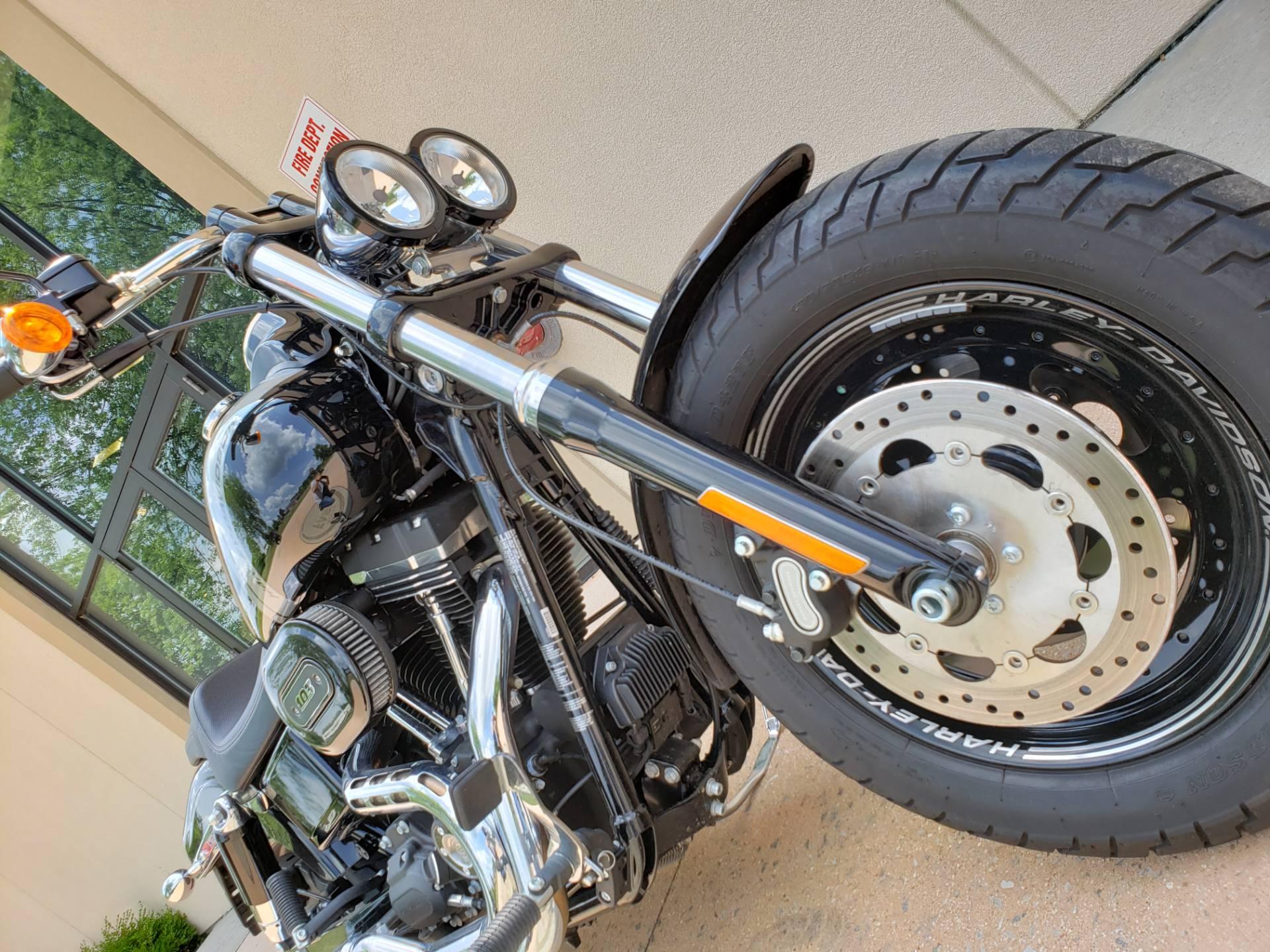 2017 Harley Davidson Dyan Fat Bob in Lebanon, New Jersey