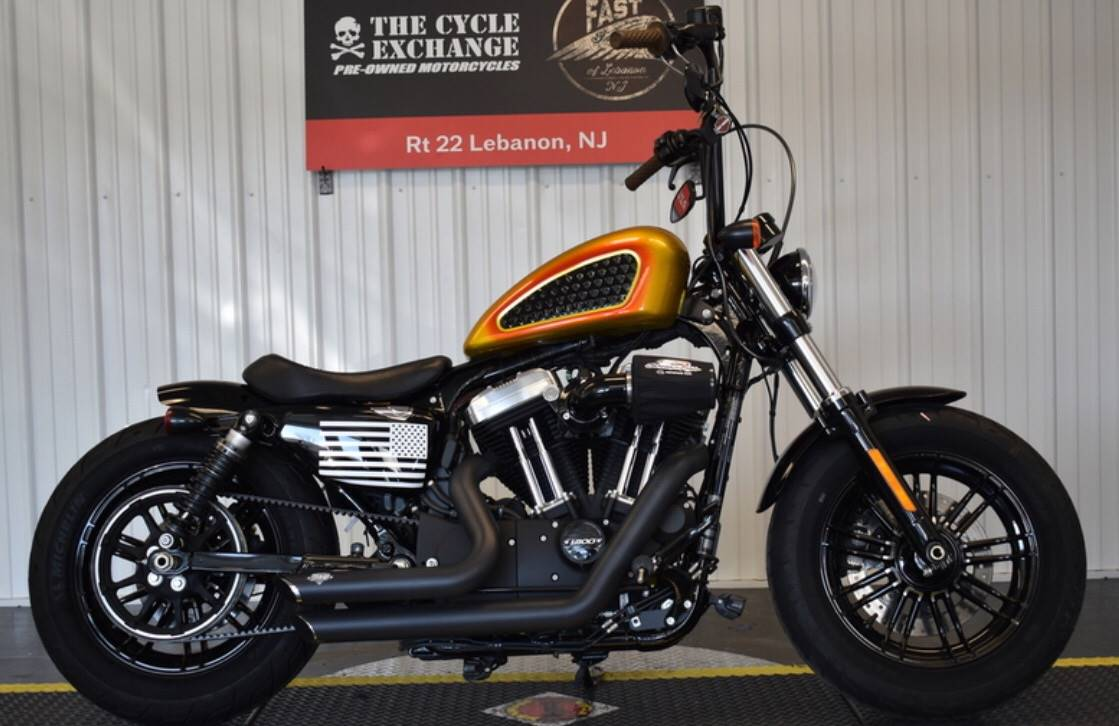 2017 Harley-Davidson XL1200X Forty Eight in Lebanon, New Jersey