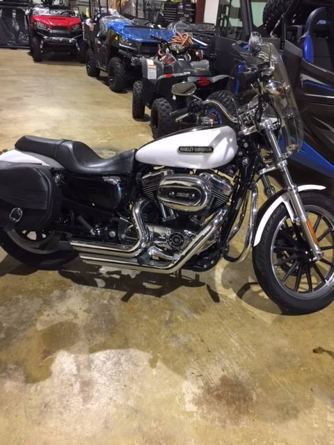 2007 Harley-Davidson XL1200L -  Sportster Low in Lebanon, New Jersey