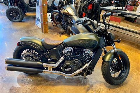 2021 Indian Scout Bobber Twenty, 49st in Lebanon, New Jersey