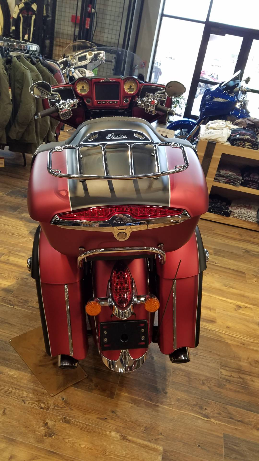 2017 Indian Roadmaster ICON in Lebanon, New Jersey