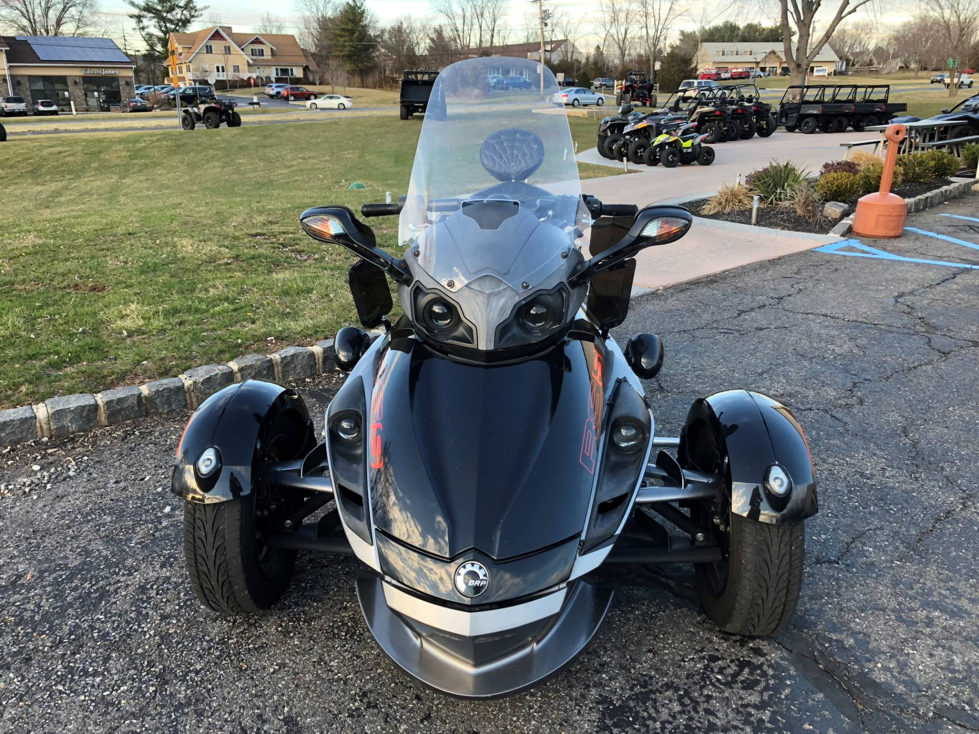 2011 Can-Am Spyder RS-S in Lebanon, New Jersey