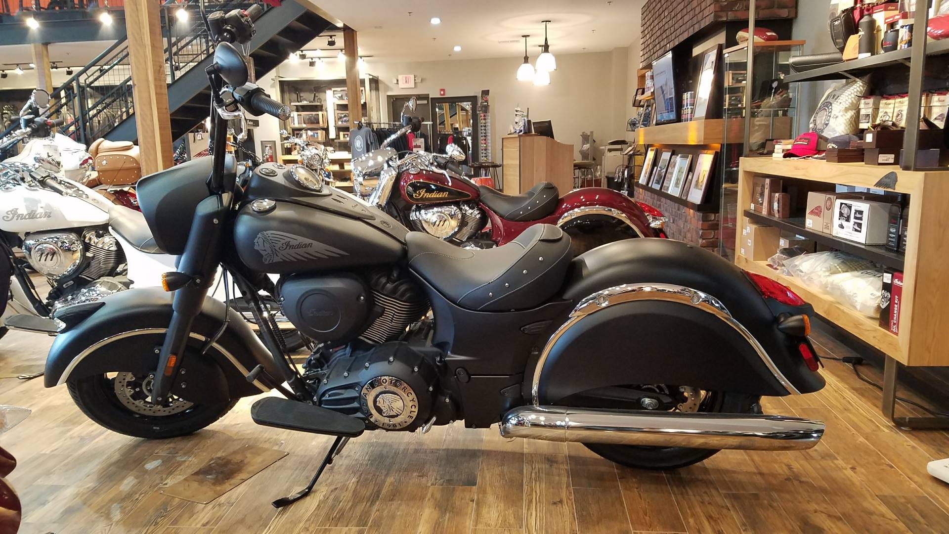 2016 Indian Chief Dark Horse in Lebanon, New Jersey