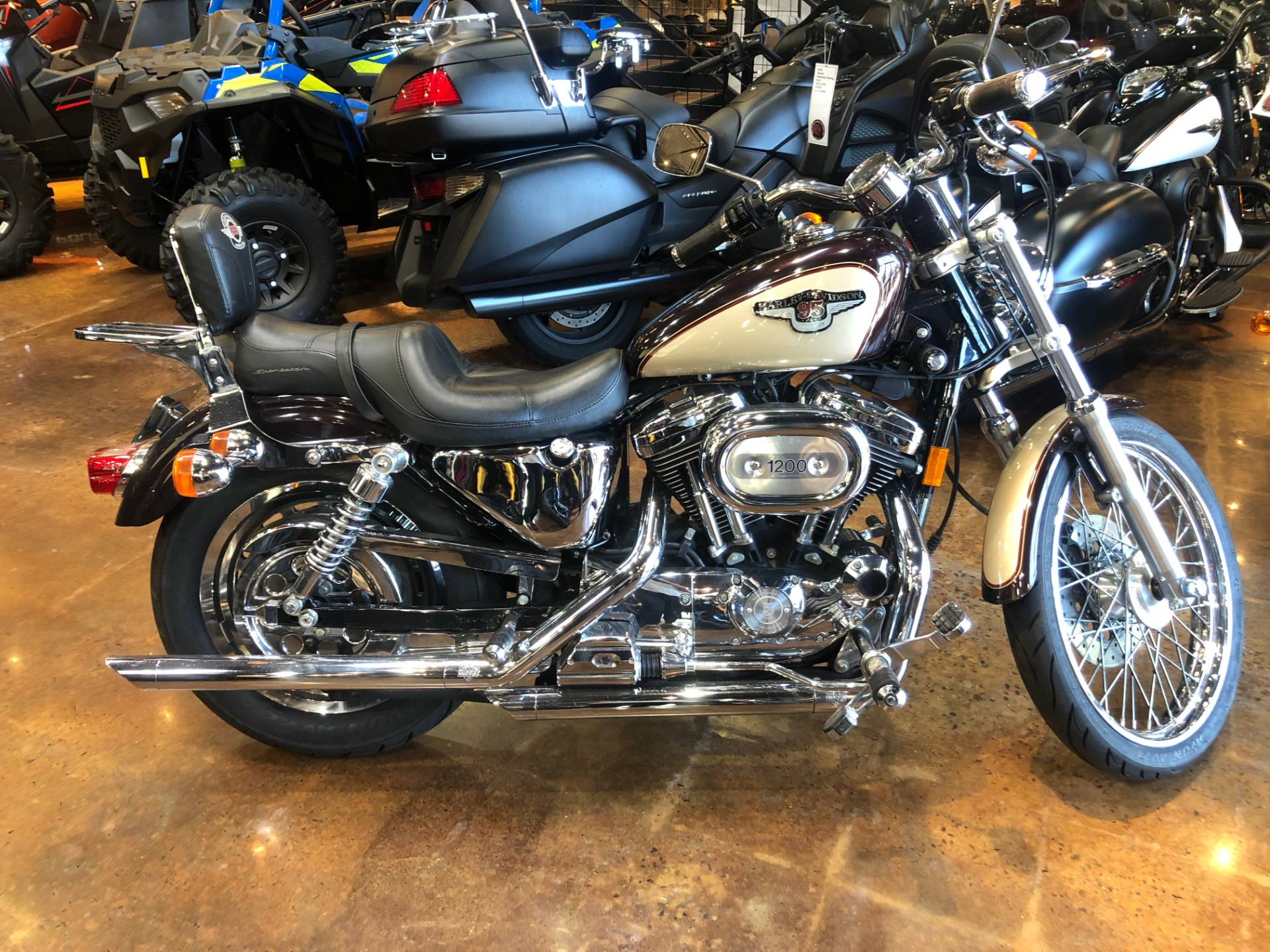 1998 Harley Davidson Sportster 95th Anniversary Edition in Lebanon, New Jersey - Photo 1
