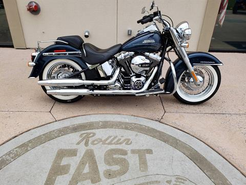 2016 Harley Davidson Softail Deluxe ABS in Lebanon, New Jersey - Photo 1