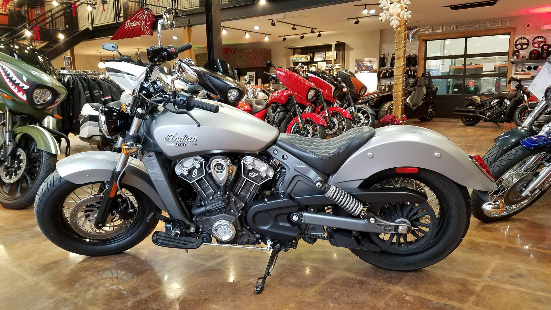 2016 Indian Scout in Lebanon, New Jersey