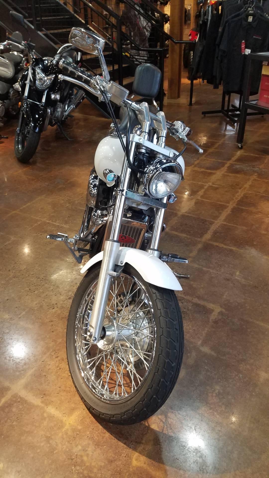 2002 Honda Shadow Spirit 750 3