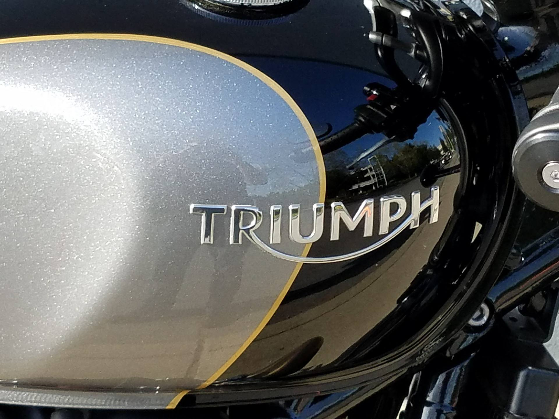 2017 Triumph Street Cup in San Jose, California