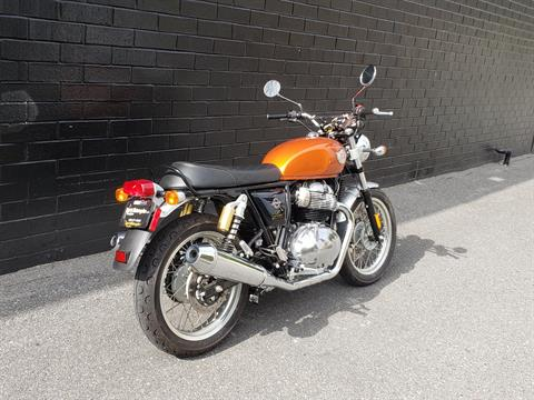 2021 Royal Enfield INT650 in San Jose, California - Photo 2