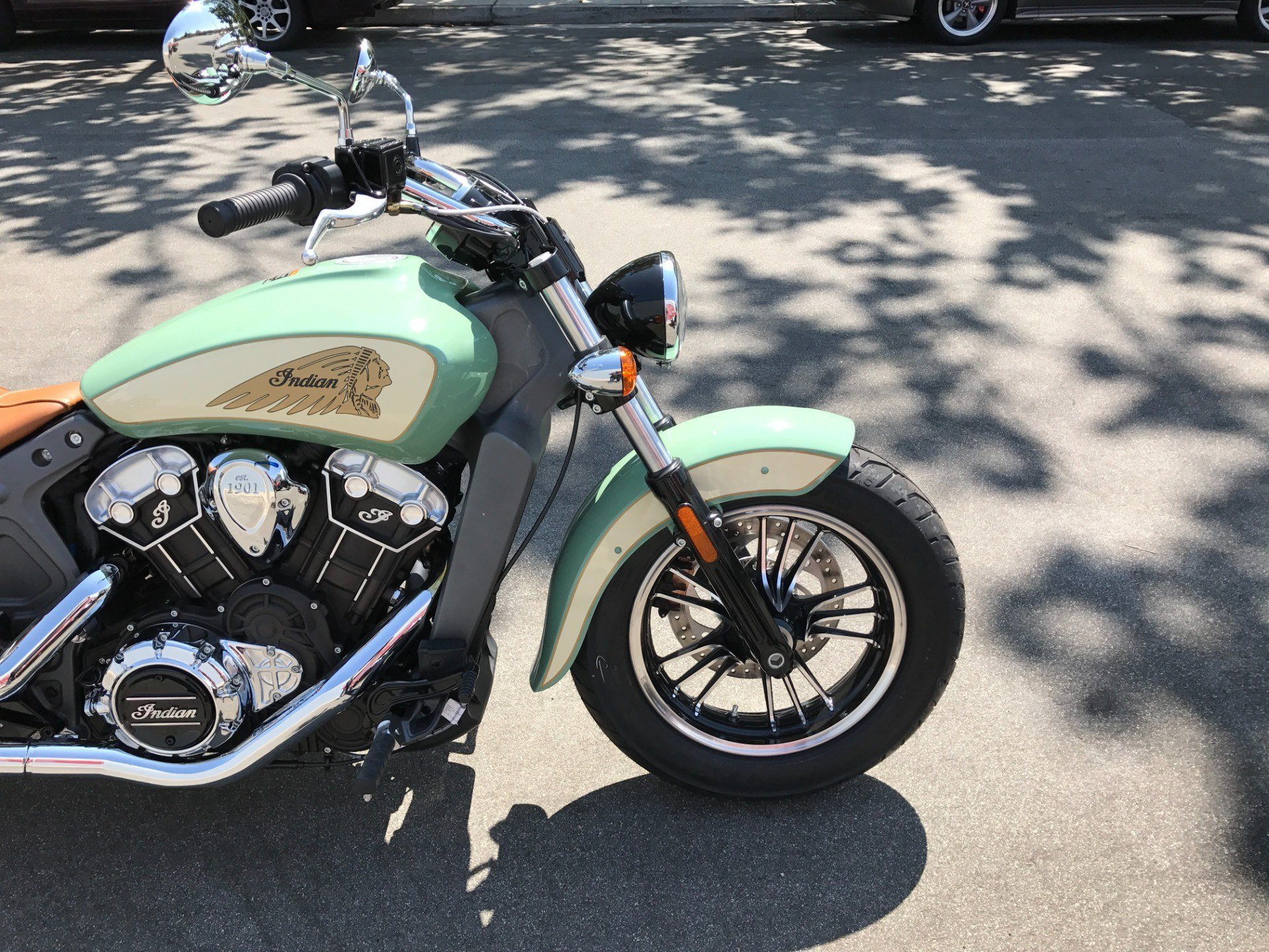 2018 Indian Scout® ABS in San Jose, California