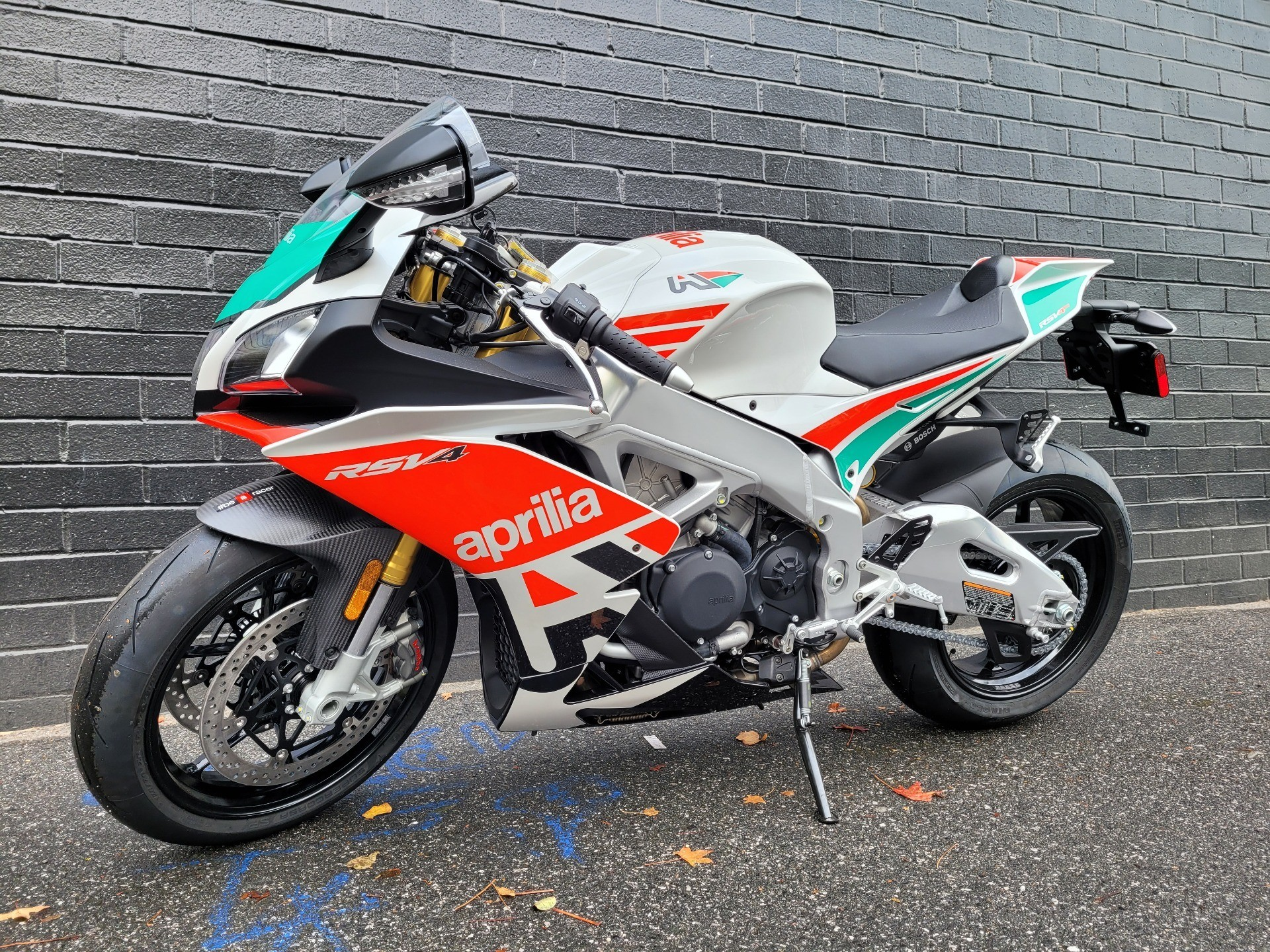 2020 Aprilia RSV4 RR Misano Limited Edition in San Jose, California - Photo 5