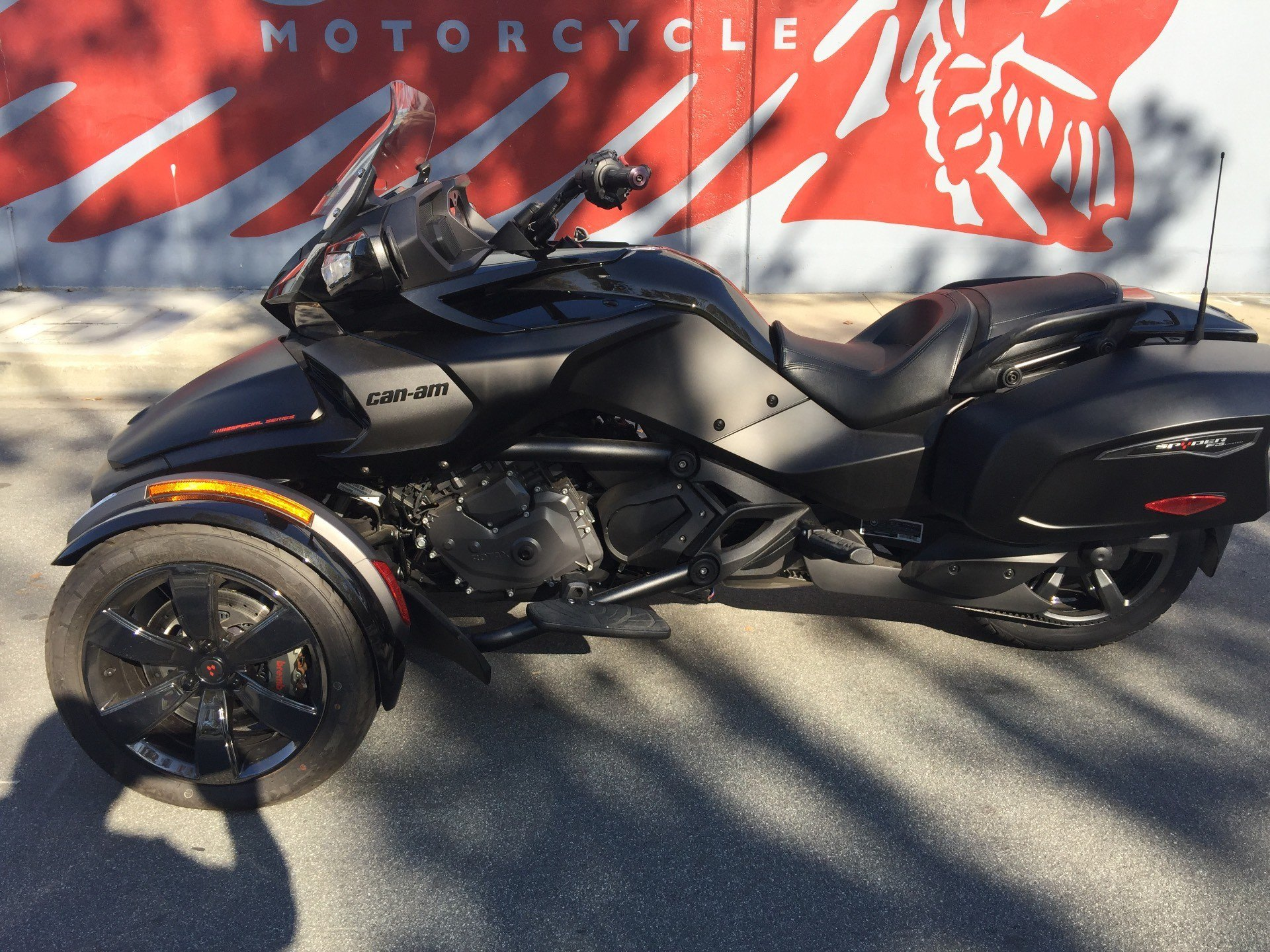2016 Can-Am Spyder F3 Limited Special Series in San Jose, California