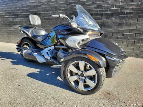2016 Can-Am Spyder F3-S Special Series in San Jose, California - Photo 2