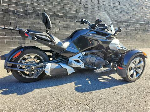 2016 Can-Am Spyder F3-S Special Series in San Jose, California - Photo 3