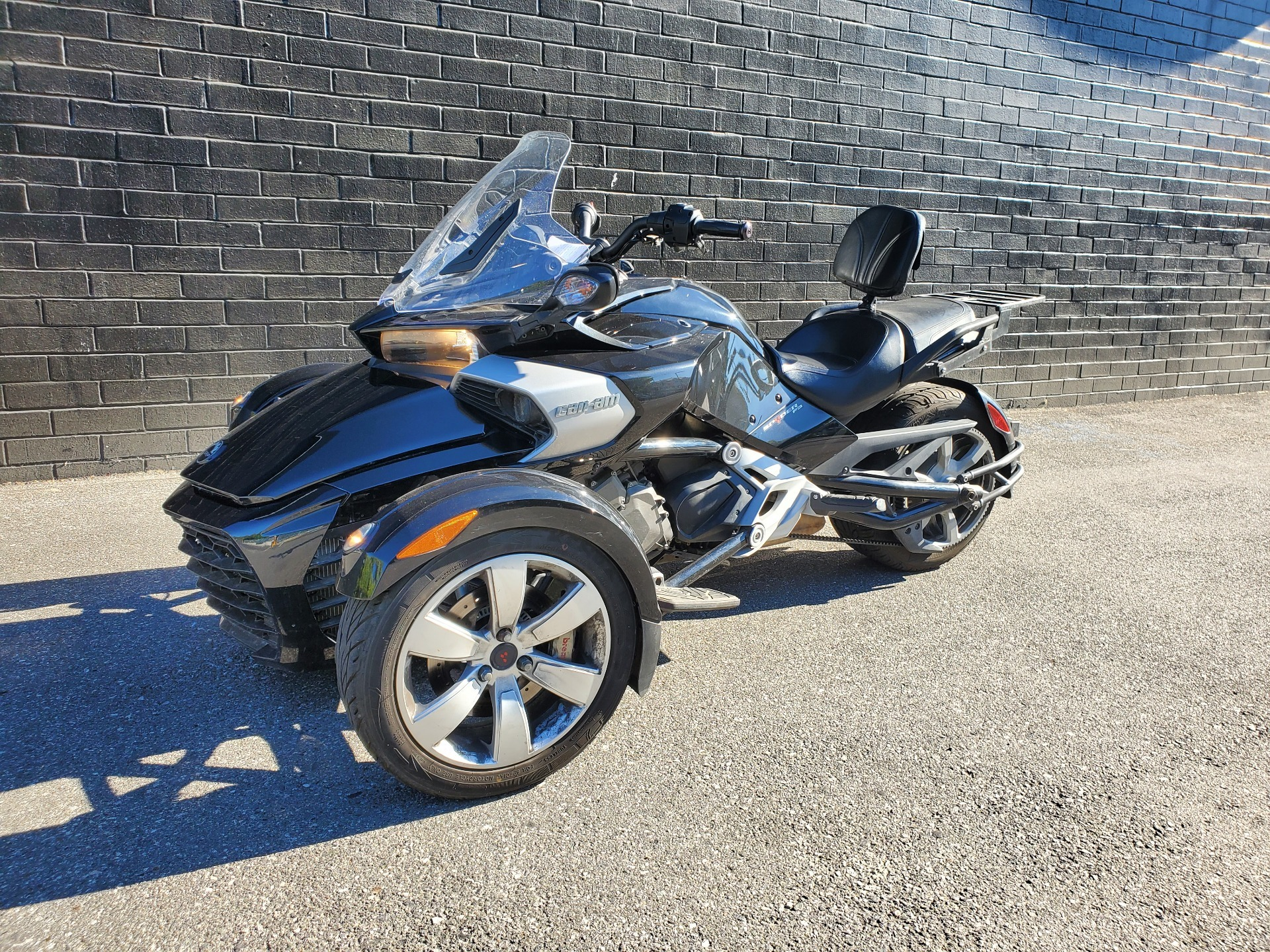 2016 Can-Am Spyder F3-S Special Series in San Jose, California - Photo 7