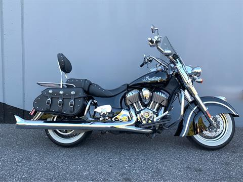 2014 Indian Chief® Classic in San Jose, California