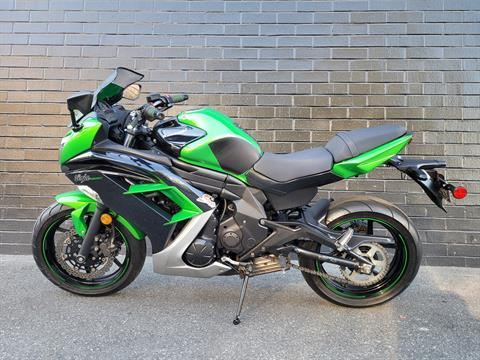 2016 Kawasaki Ninja 650 ABS in San Jose, California - Photo 4