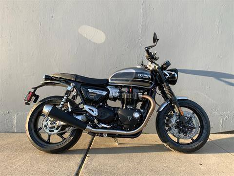 2020 Triumph Speed Twin 1200 in San Jose, California - Photo 1