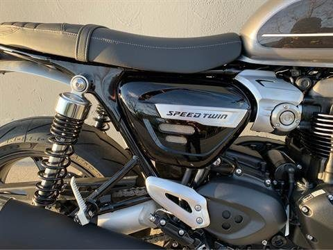 2020 Triumph Speed Twin 1200 in San Jose, California - Photo 9