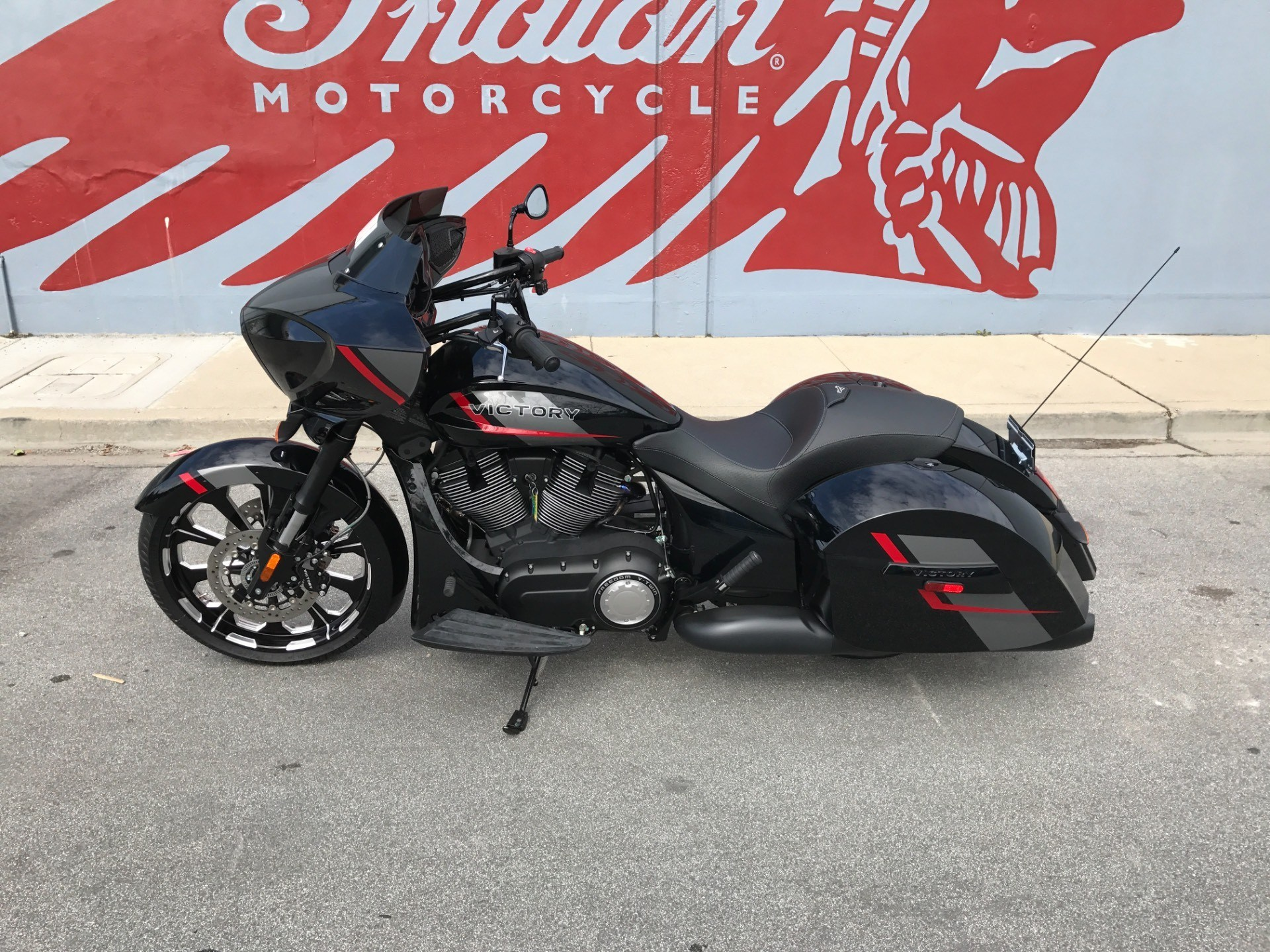 2017 Victory Magnum in San Jose, California