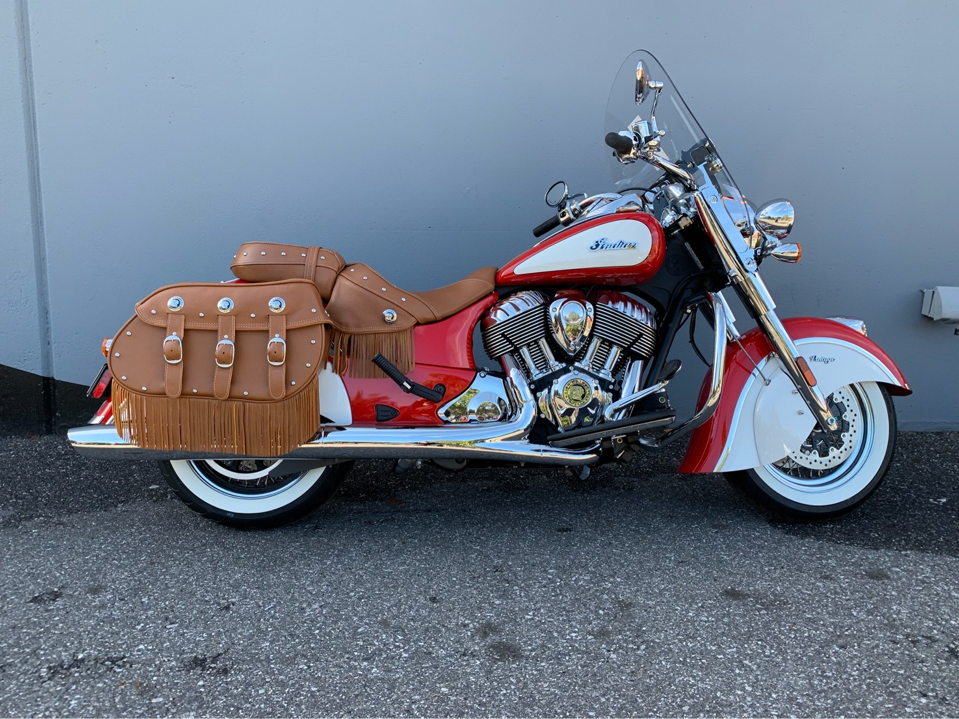 2019 Indian Chief® Vintage Icon Series in San Jose, California - Photo 1