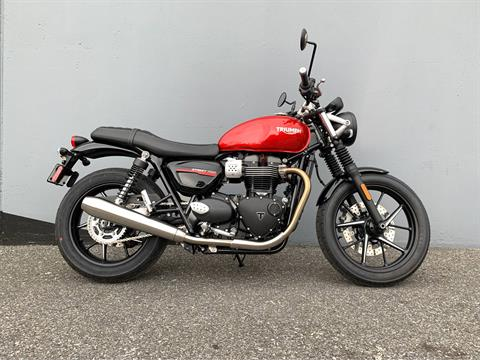 2019 Triumph Street Twin 900 in San Jose, California