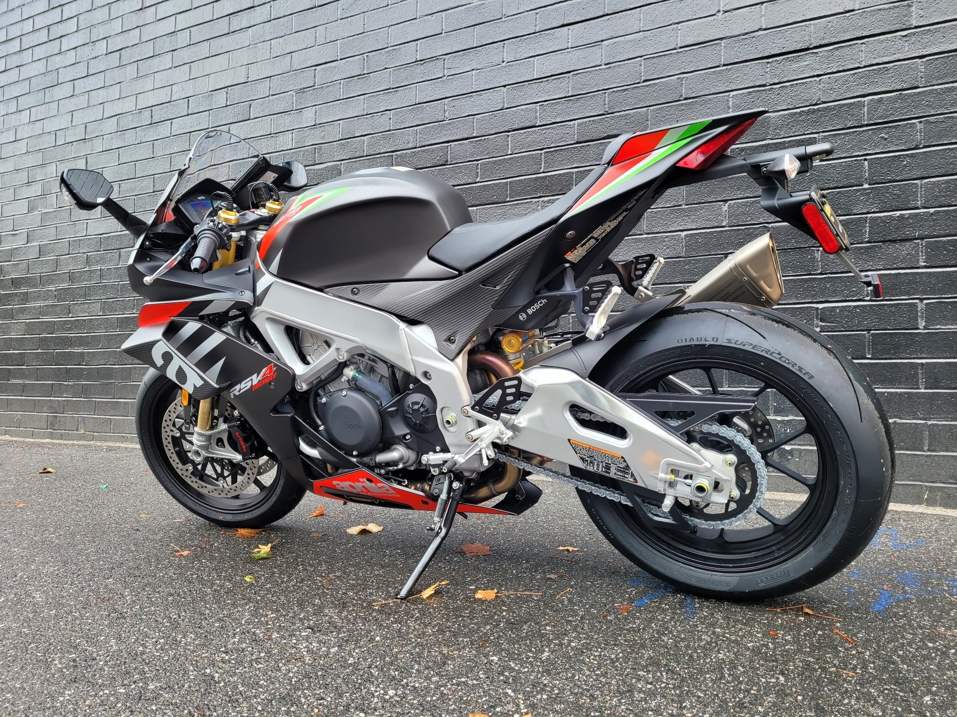 2020 Aprilia RSV4 1100 Factory in San Jose, California - Photo 6