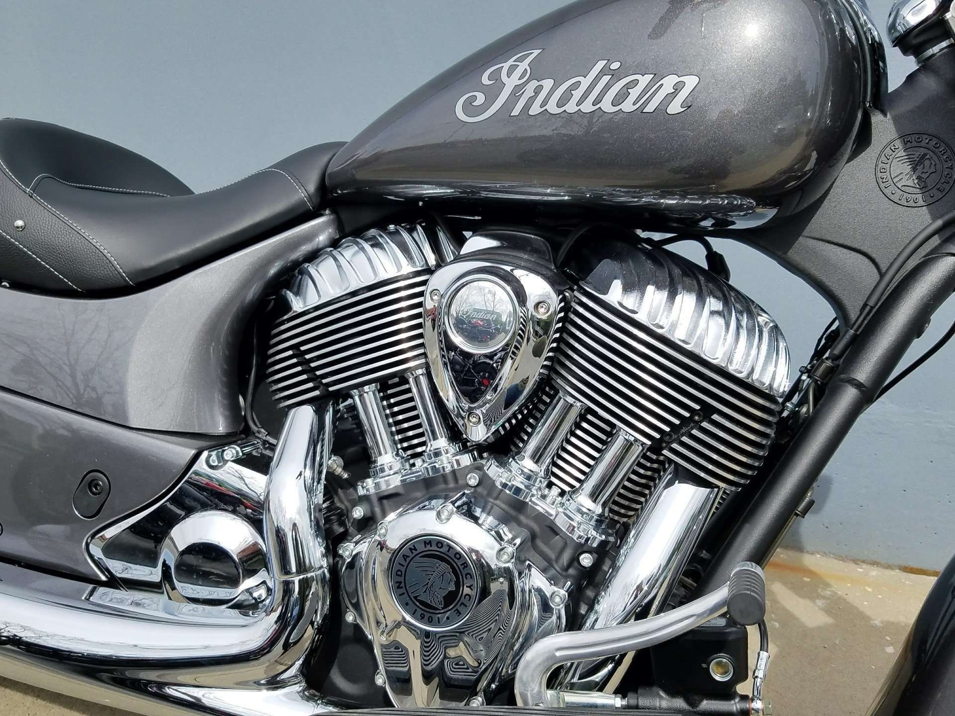 2018 Indian Chief® ABS in San Jose, California