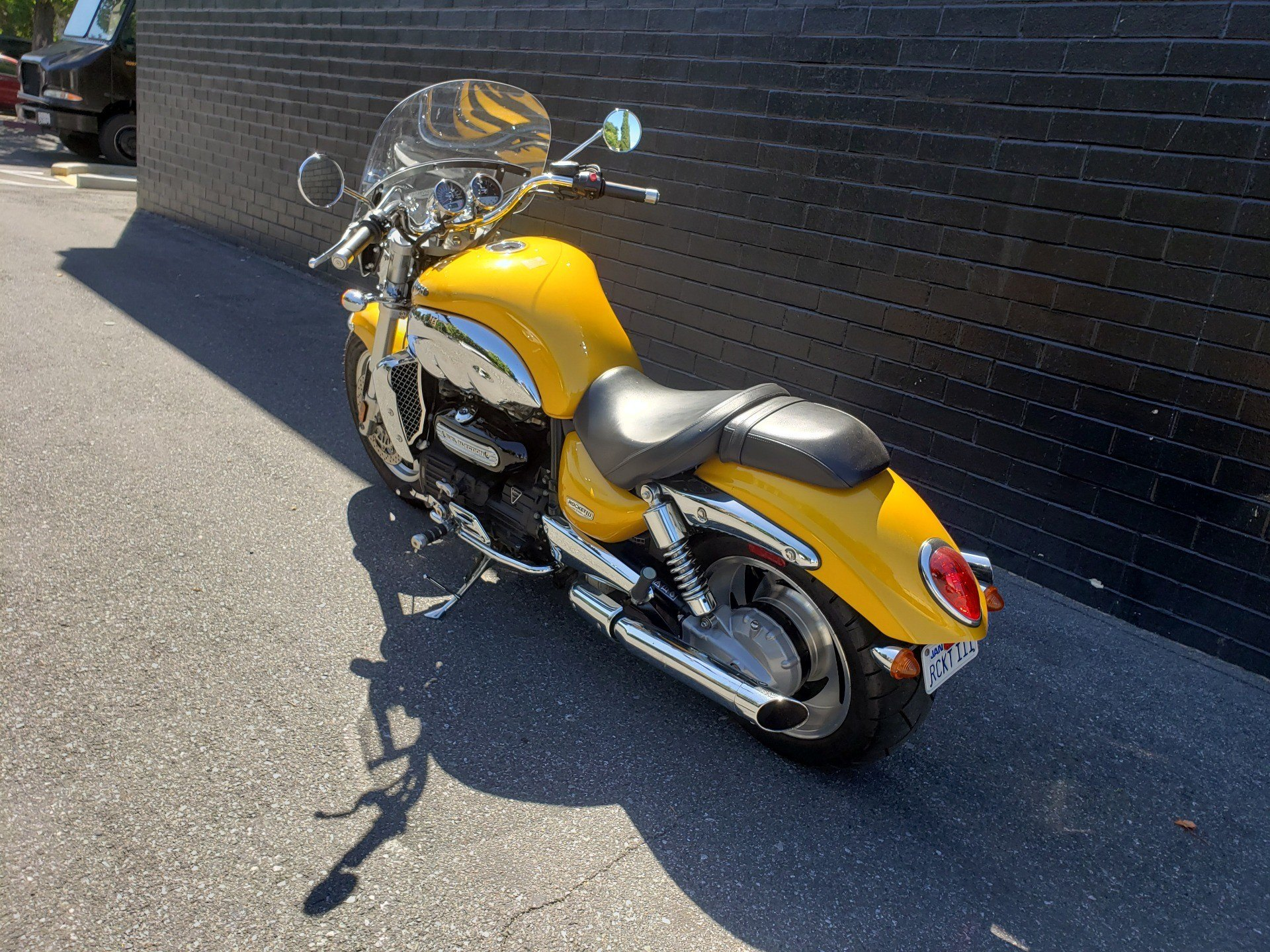 2006 Triumph Rocket III in San Jose, California - Photo 8
