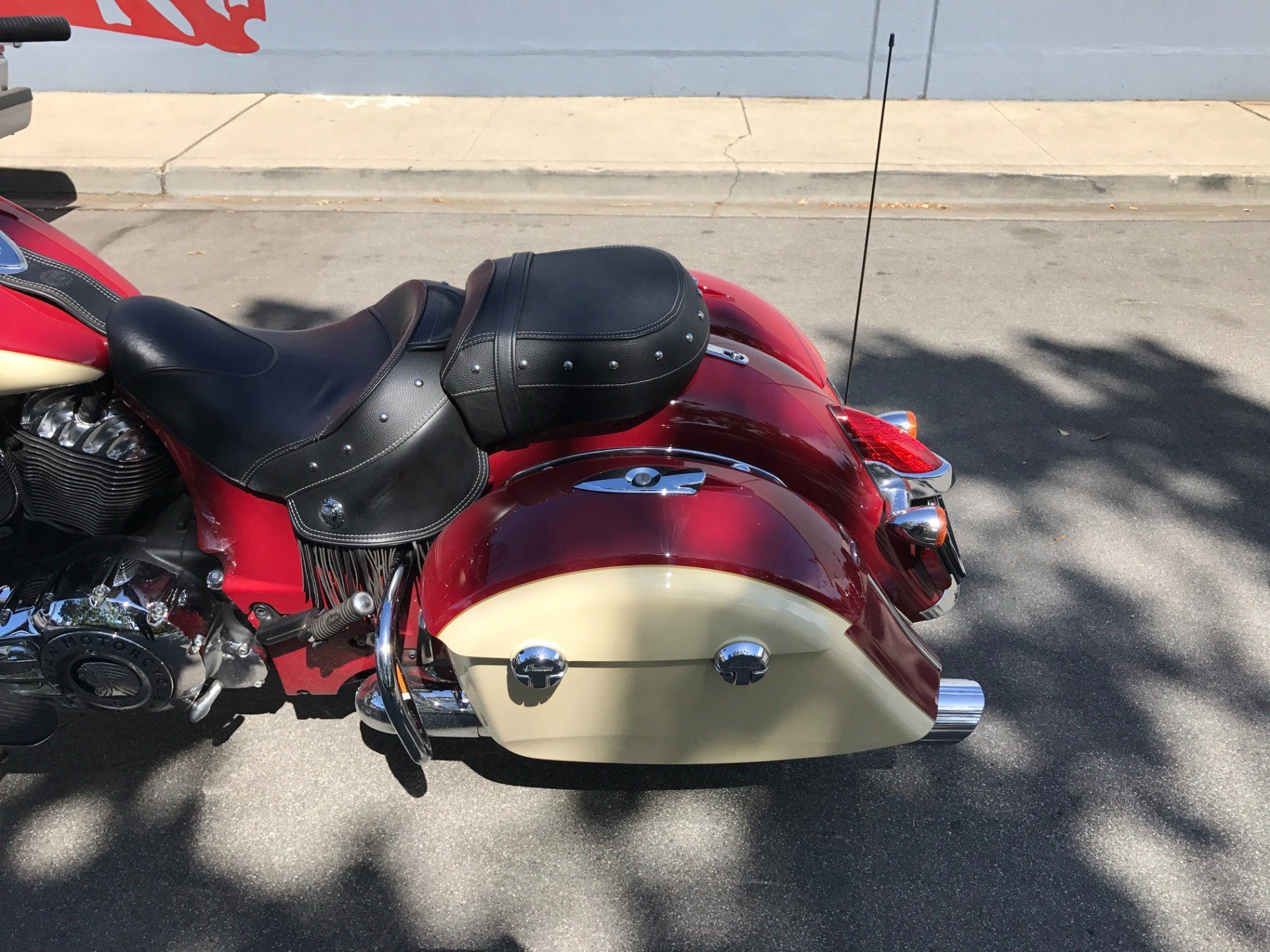 2015 Indian Chieftain® in San Jose, California
