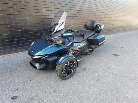 2021 Can-Am Spyder RT Limited in San Jose, California - Photo 2