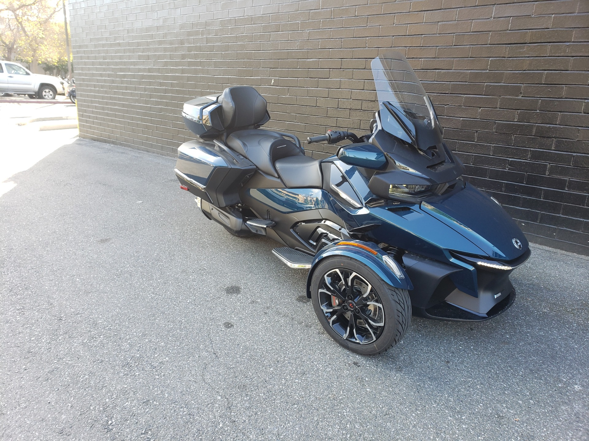 2021 Can-Am Spyder RT Limited in San Jose, California - Photo 4