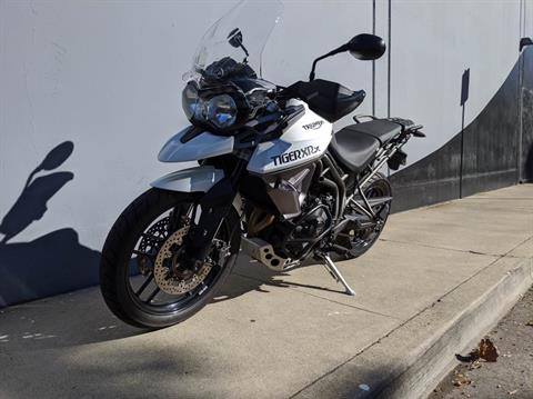 2017 Triumph Tiger 800 XRx Low in San Jose, California - Photo 2