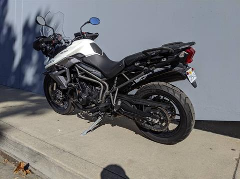2017 Triumph Tiger 800 XRx Low in San Jose, California - Photo 3
