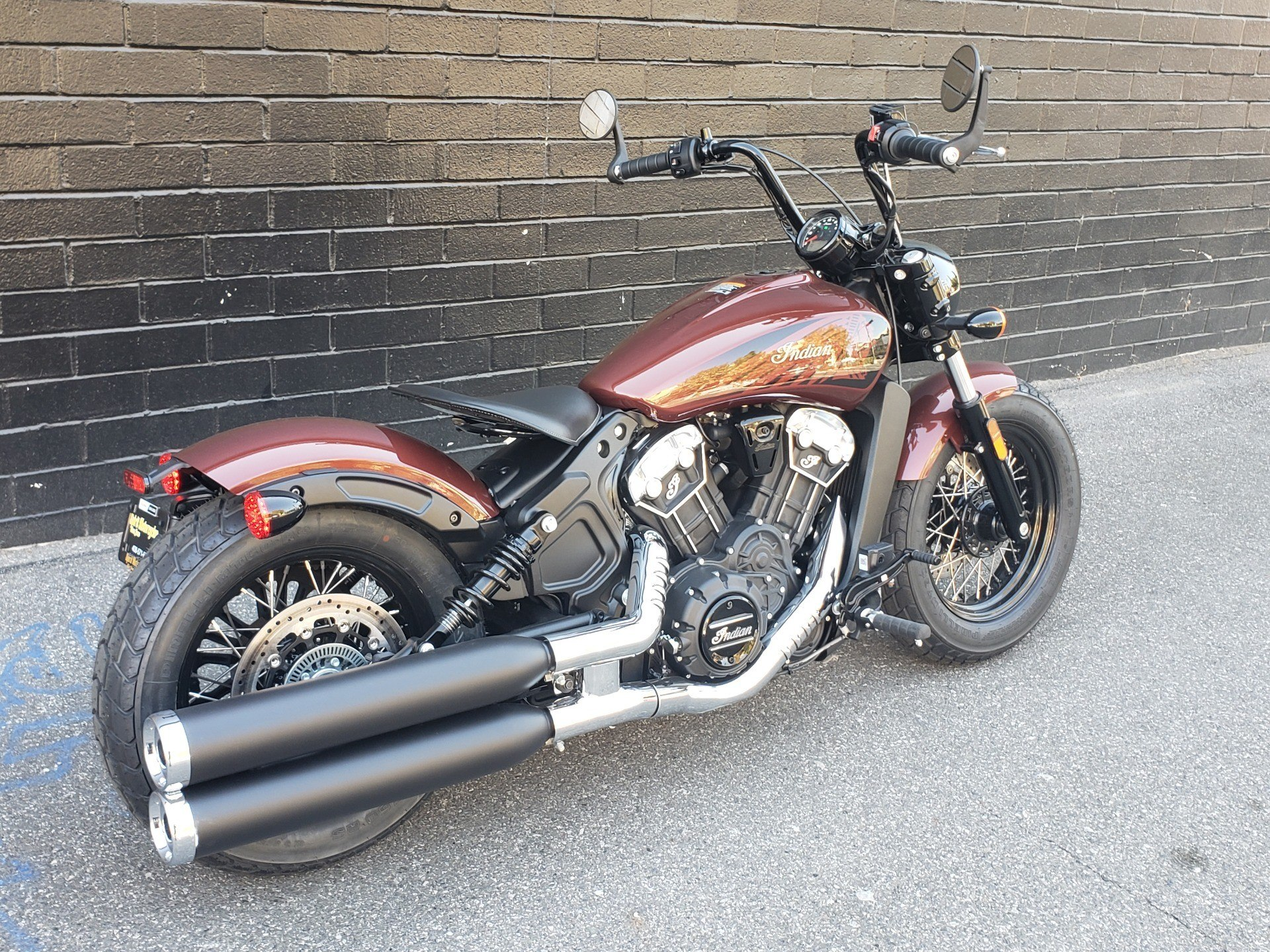 2020 Indian Scout® Bobber Twenty ABS in San Jose, California - Photo 3
